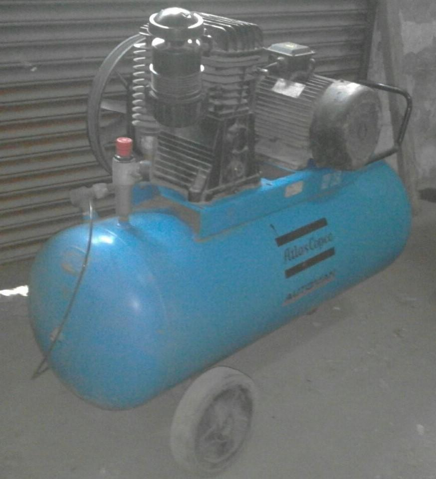 Atlas Copco 7.5HP Automan Piston Air Compressor