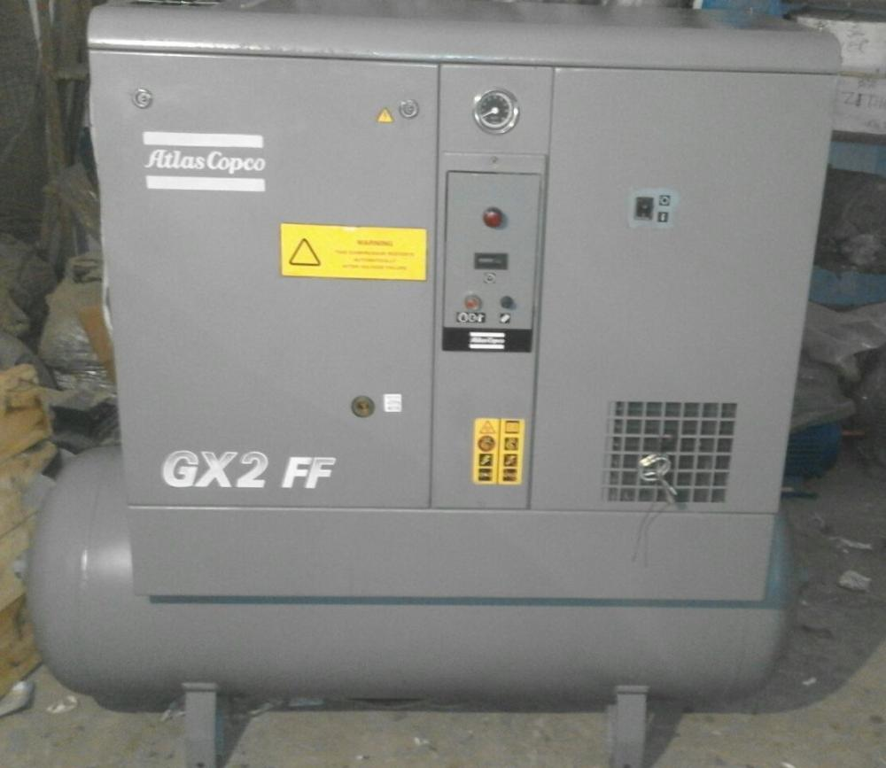 Atlas Copco Gx2 Screw Air Compressor