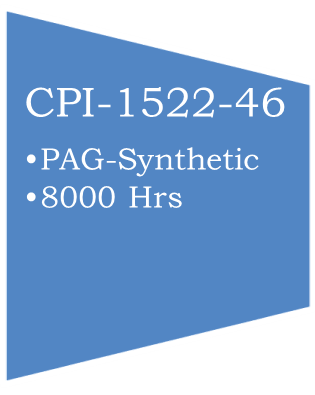 CPI-1522-46-PAG-Synthetic-Air-Compressor-Oil-8000-hours-change-interval