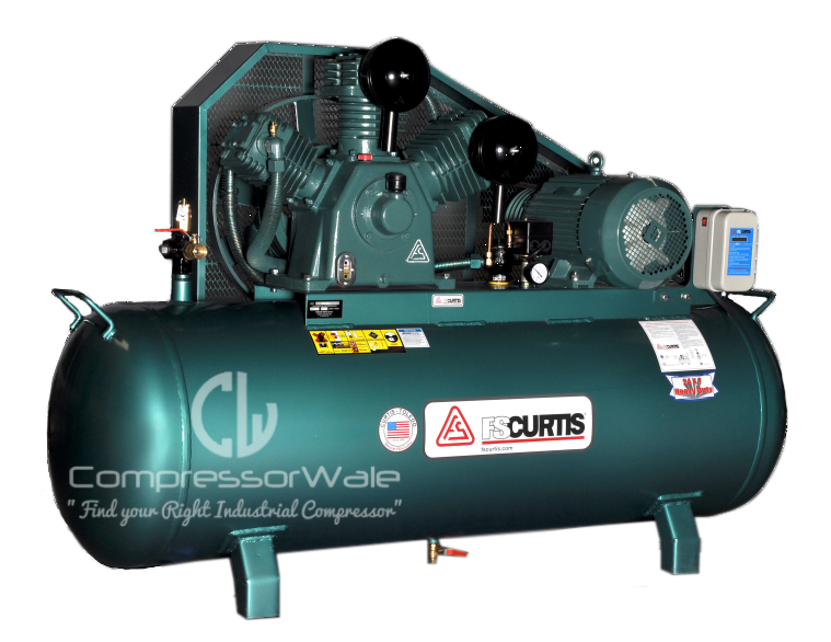 FS Curtis Reciprocating Piston Air Compressors