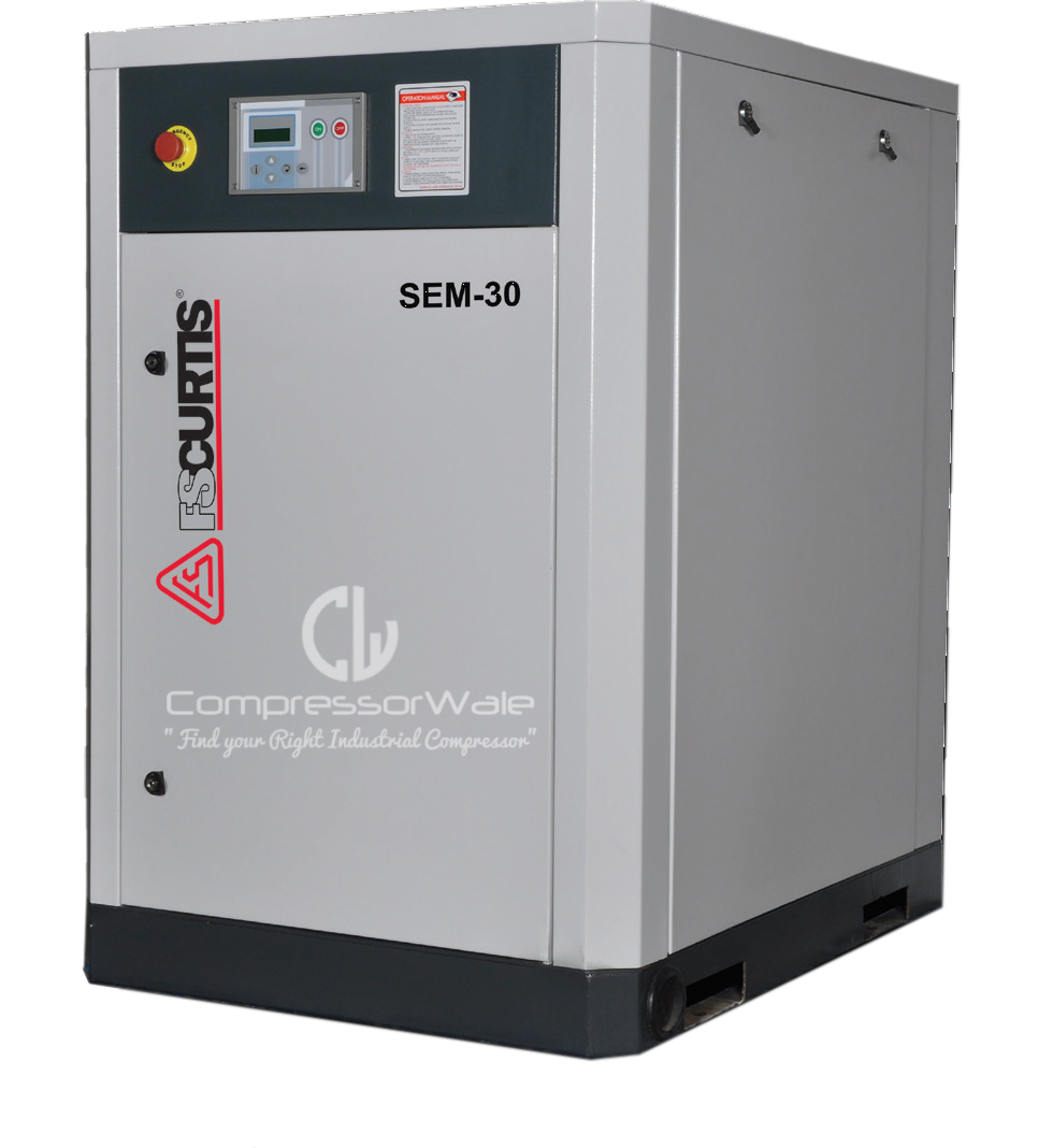 Fs Curtis Sem Series Screw Air Compressors 20 To 100 Hp