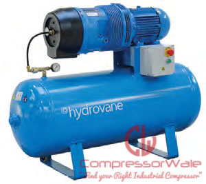 Gardner Denver Rotary Vane Air Compressors