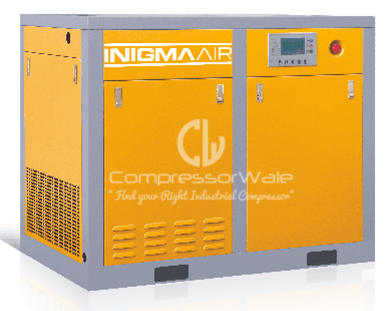 D Series Direct Driven Screw Air Compressors by Inigma Air