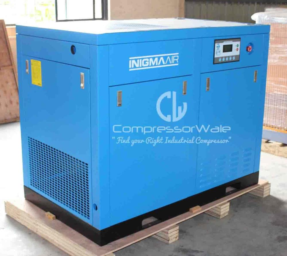 Inigma Air B-Series Belt Drive Screw Air Compressors