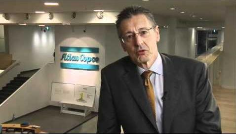 Atlas Copco President and CEO Ronnie Leten