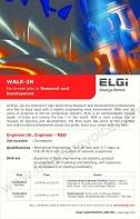 elgi walk in interviews job openings at elgi equipments limited