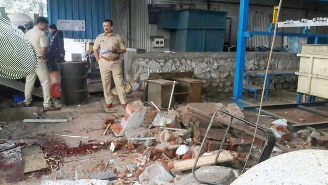Dombivli Air Compressor Blast: Owner and Supervisor booked