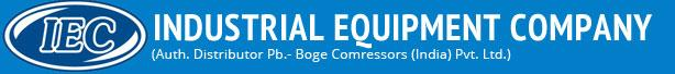 Industrial Equipment Company Authorized Distributor of Boge Air Compressors