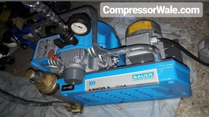 Bauer Breathing Air Compressor good condition in Surat, Gujarat