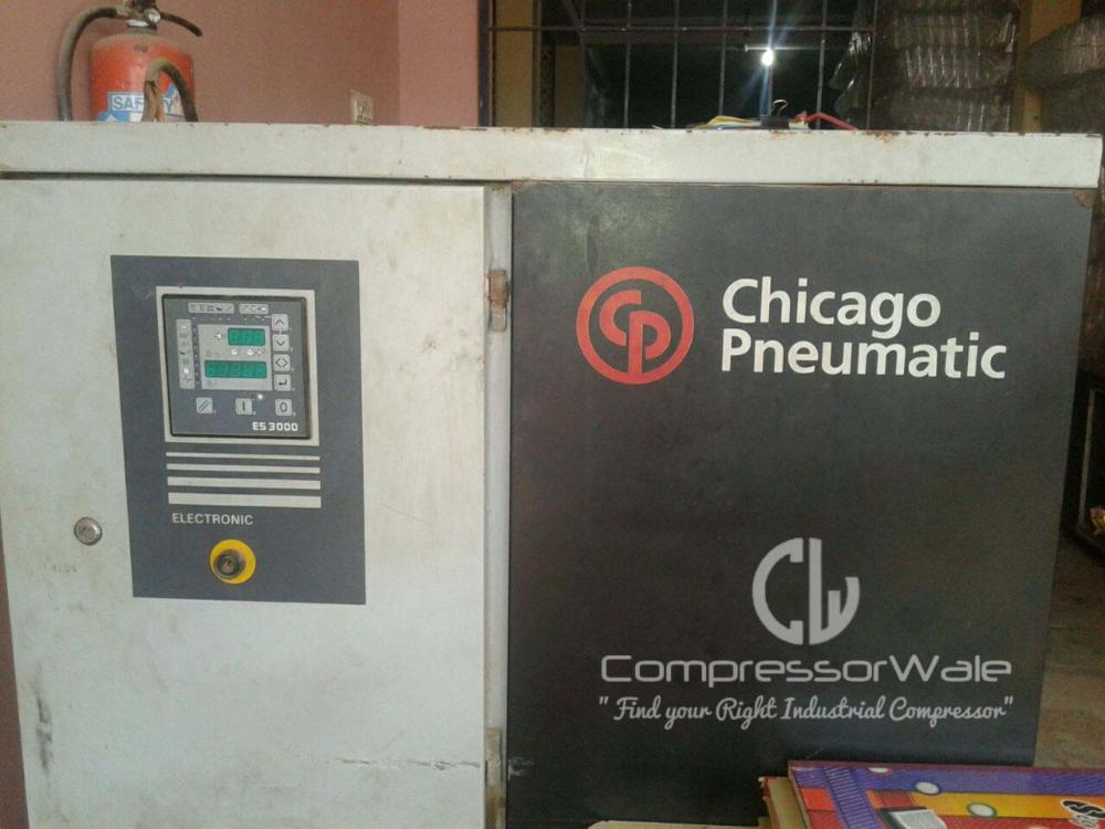 Chicago Pneumatic 50HP Screw Air Compressor, Chennai