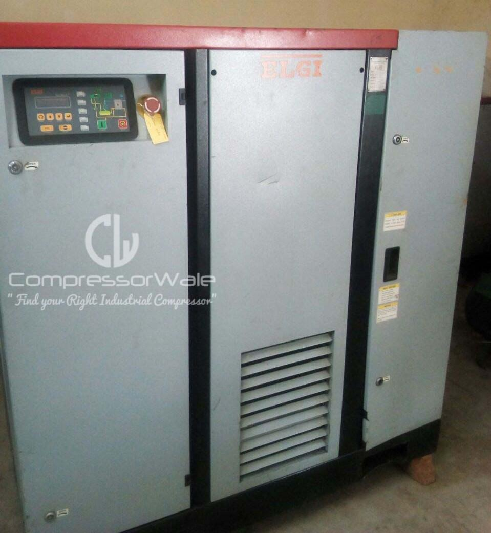 Elgi 20HP Global Series Screw Air Compressor Chennai