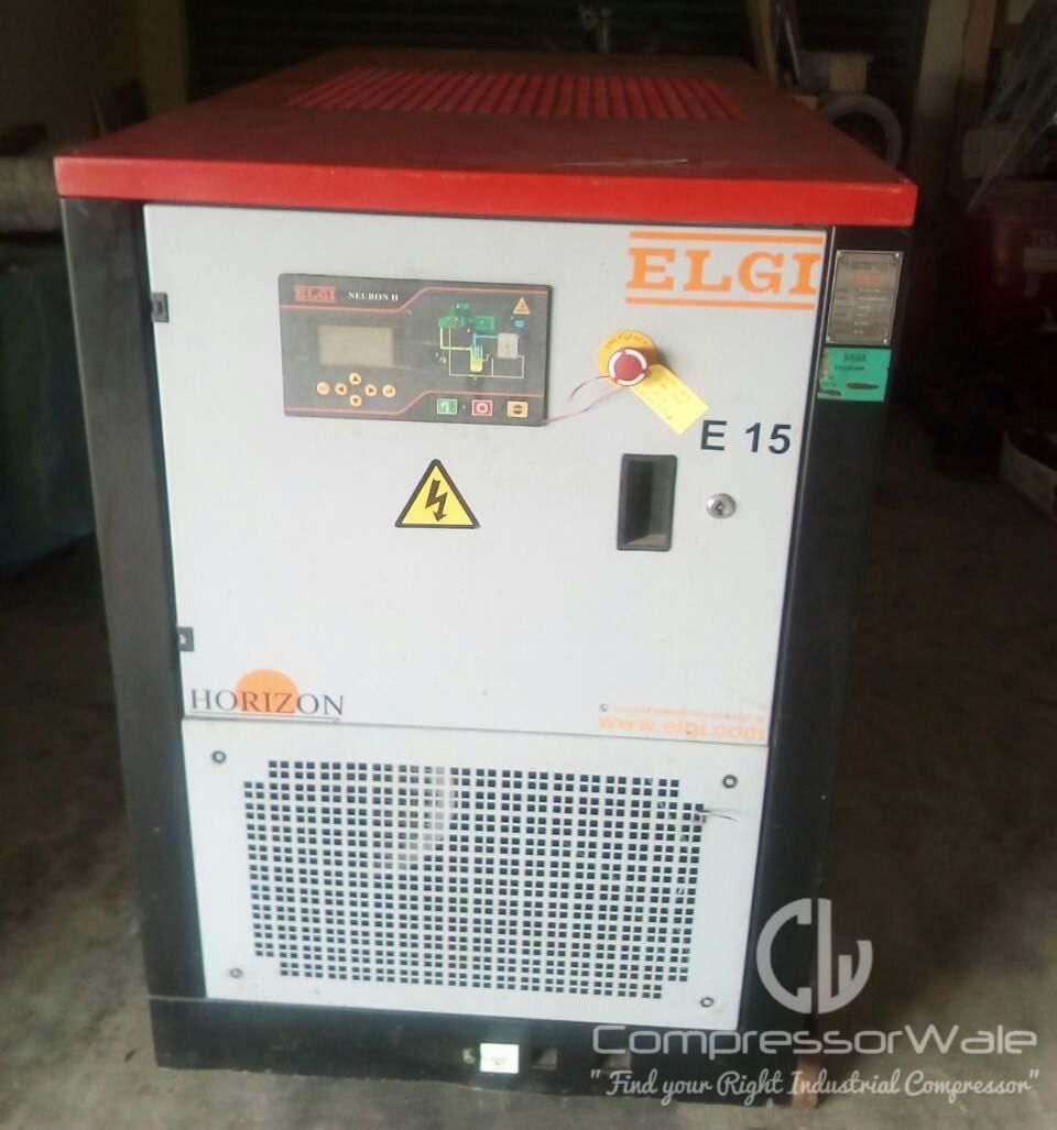 Used 20HP Horizon Series Screw Air Compressor 2010 Model