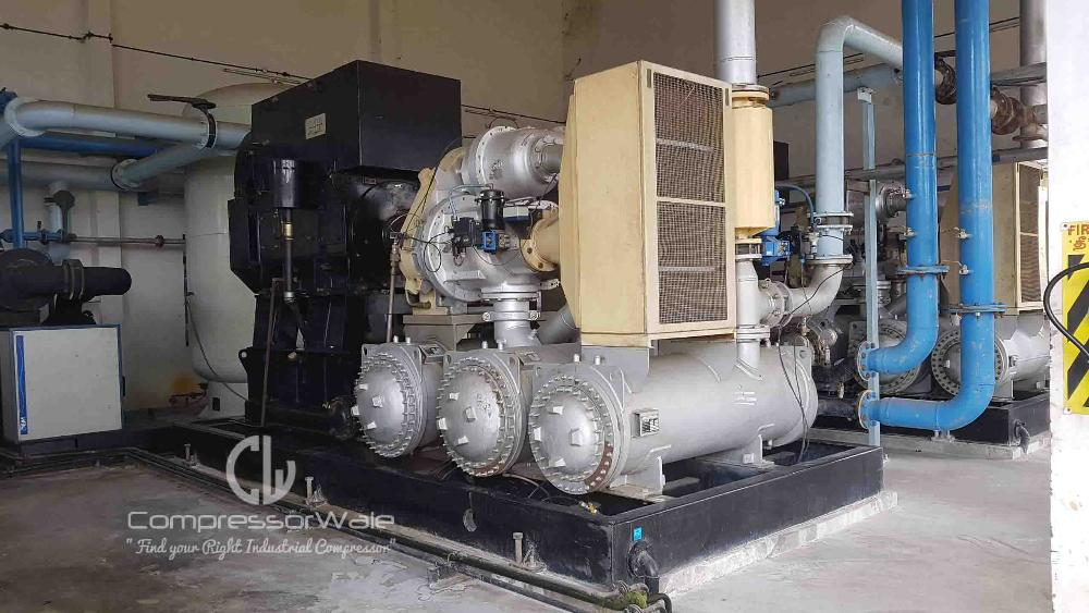 ingersoll rand centac centrifugal air compressor