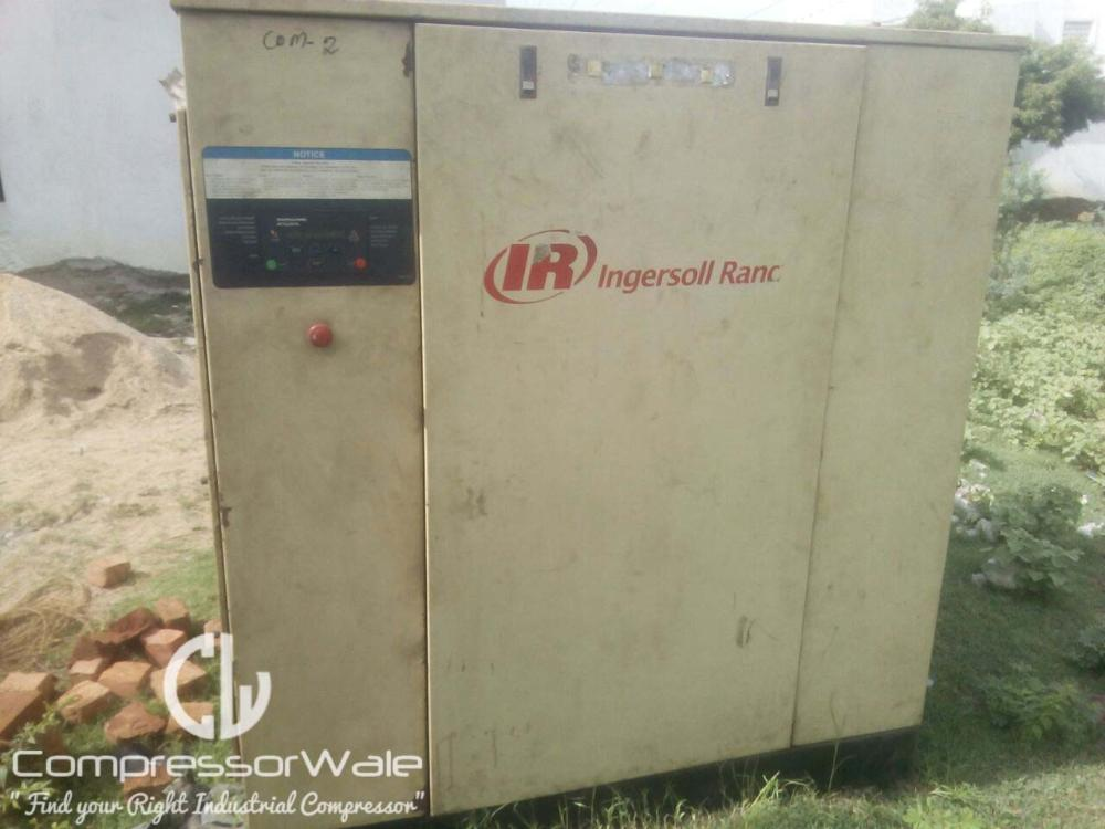 Ingersoll Rand ML75 Screw Air Compressor, Chennai