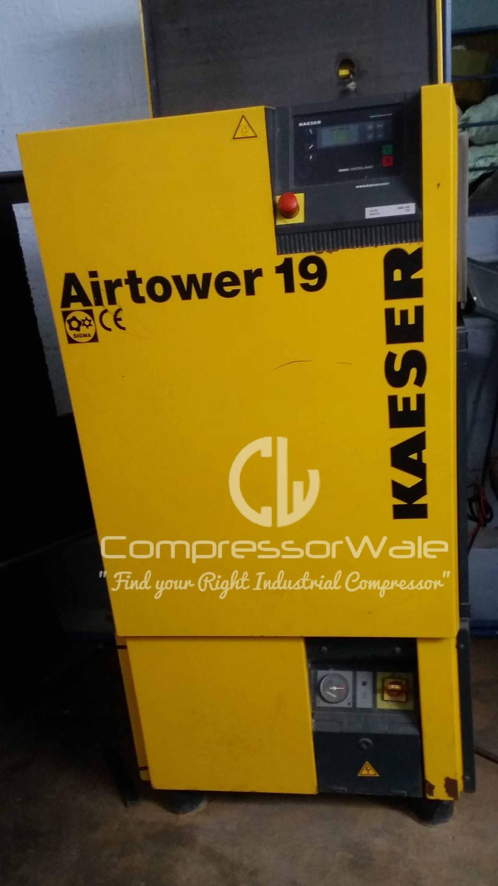 Kaeser Made in Germany Screw Air Compressor with Air Dryer for Sale in Coimbatore