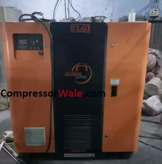 Second Hand Used ELGi E15 15Kw Gujarat