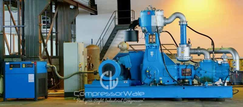 Ateliers François AF Belgium Model CE68A Oil Free PET Air Compressor, Germany