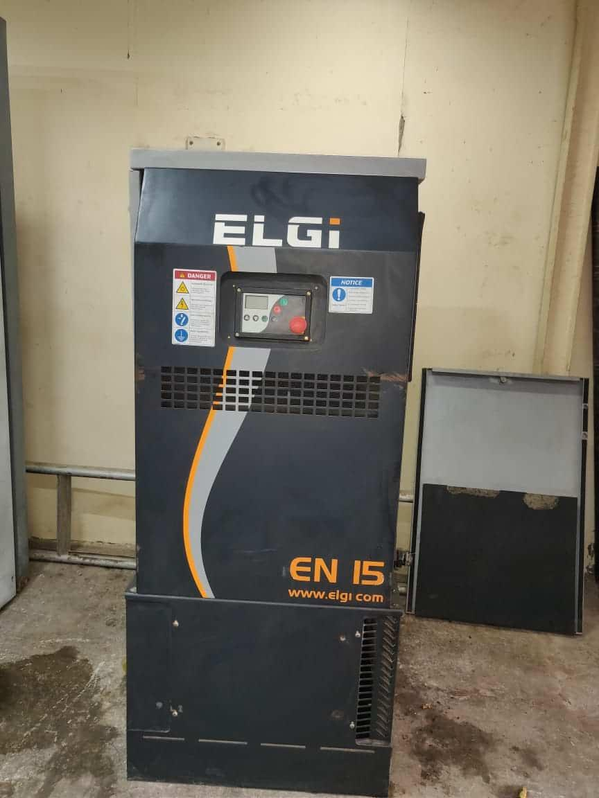 Second Hand Used Elgi Screw Air Compresor