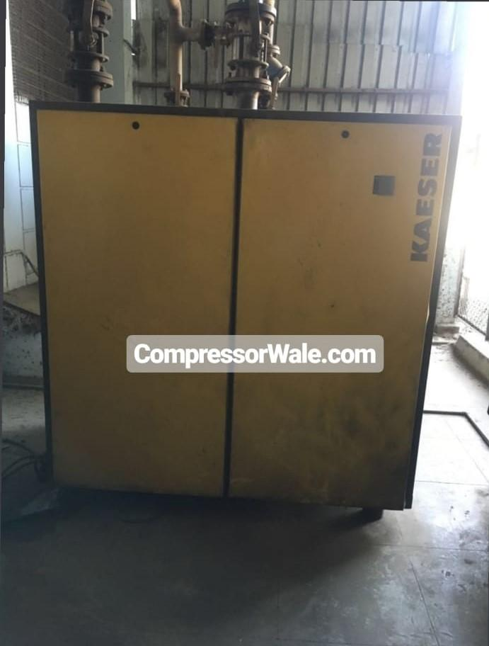 Second Hand CSD 102 kaeser screw air compressor, Maharashtra