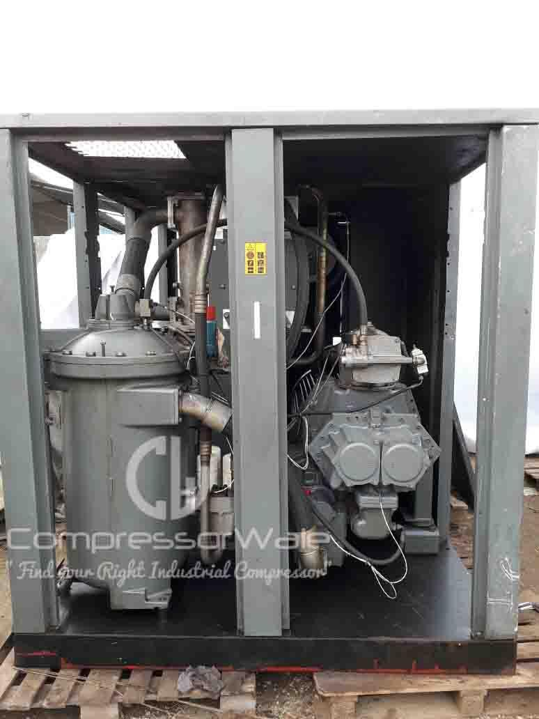 Atlas Copco GR200W Screw Air Compressor for Sale in Bhavnagar, Gujarat