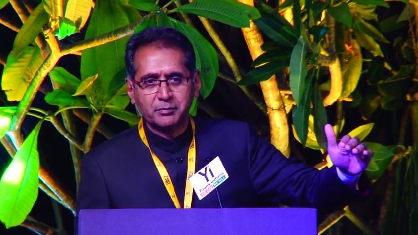 Dr Jairam Varadaraj, Managing Director, ELGI Equipments Ltd talks on 'Scaling Up'