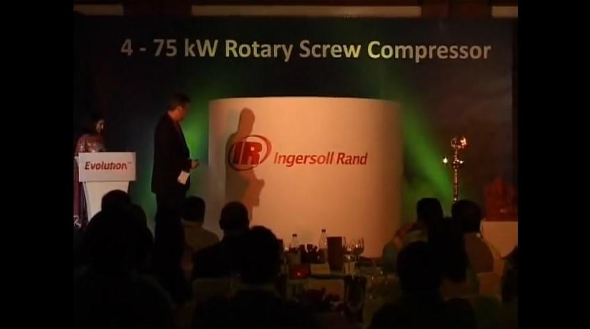 Throwback-Launch-of-Evolution-Compressors-by-Ingersoll-Rand-in-India