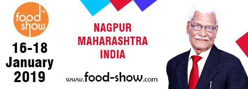 Food Show Exhibition in Nagpur from 16 to 18 January 2019