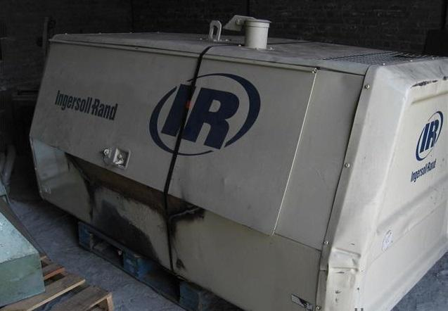 John Deree Diesel Engine Operated Ingersoll Rand Air Compressor, Chennai